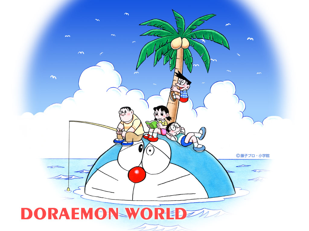 My favorite cartoon doraemon essay » Original content