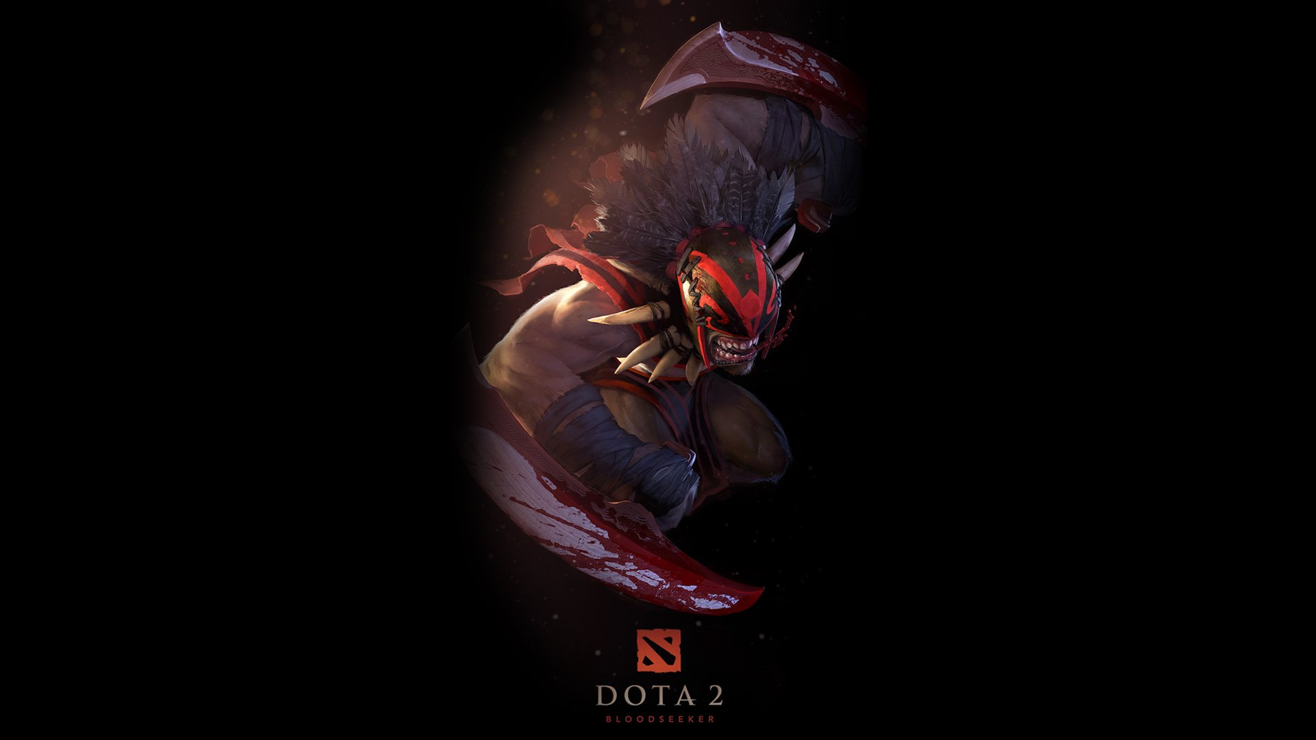 5 Bloodseeker Dota 2 HD Wallpapers Background Images 1920x1080