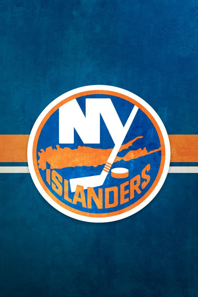 New York Islanders iPhone Background NHL WALLPAPERS Pinterest 640x960