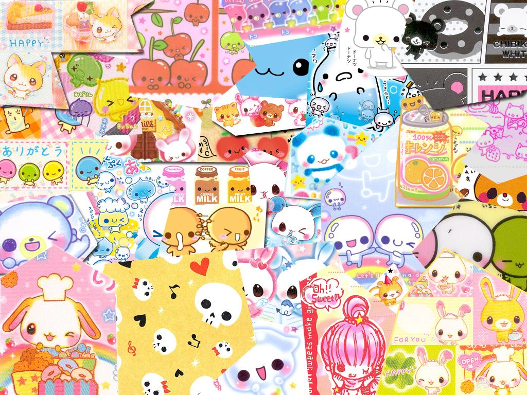 kawaii wallpaper by cupcake bakerypng 1024x768