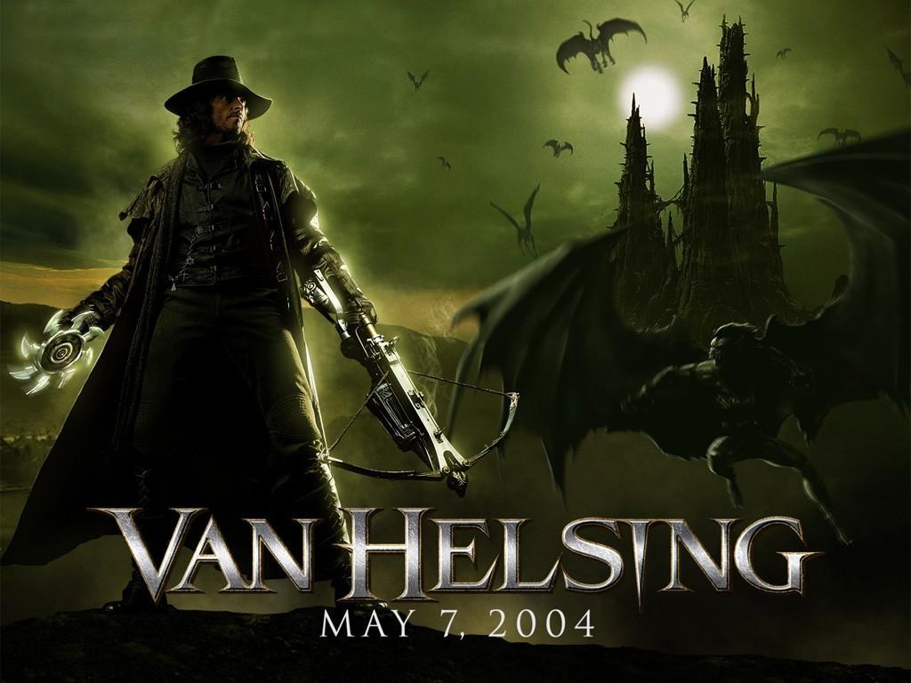 van helsing   Van Helsing Wallpaper 525093 1024x768