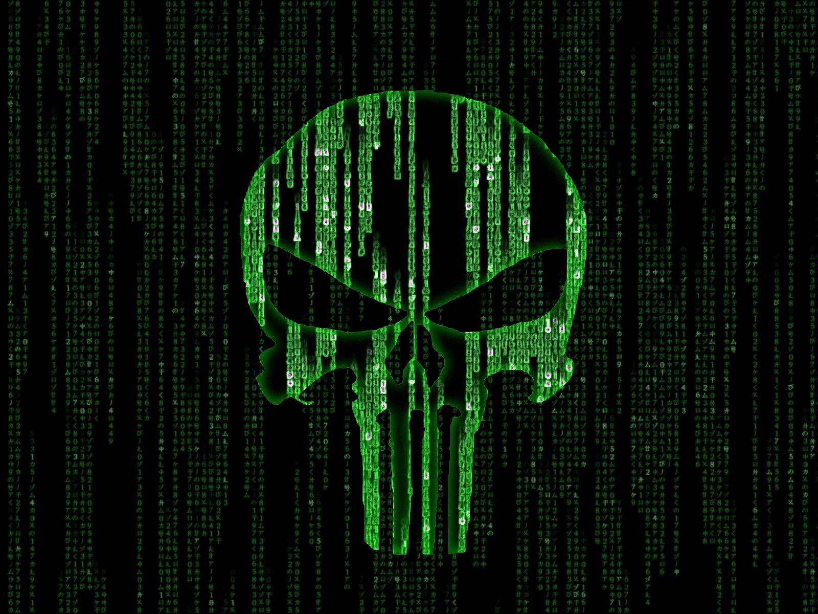 Matrix meets Punisher by kmfdmk 1600x1200