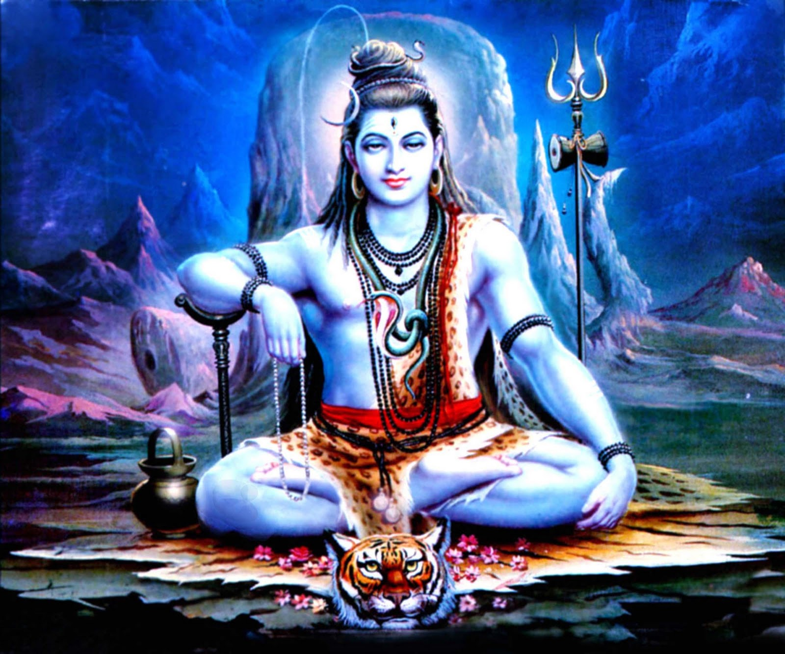 Lord Shiva Wallpaper   Oriya Entertainment News 1600x1333