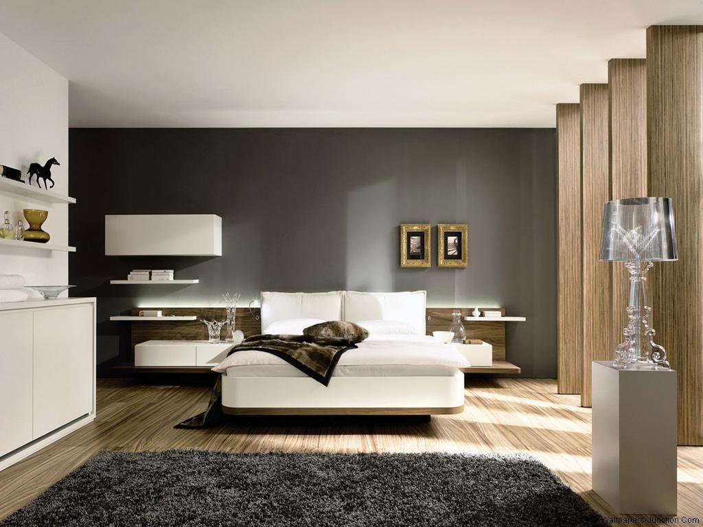 Bedroom Interior Design Wallpapers 1024x768