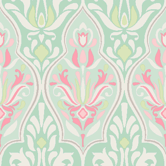 Items similar to Removable Wallpaper   Charleston   Spring on Etsy 570x570