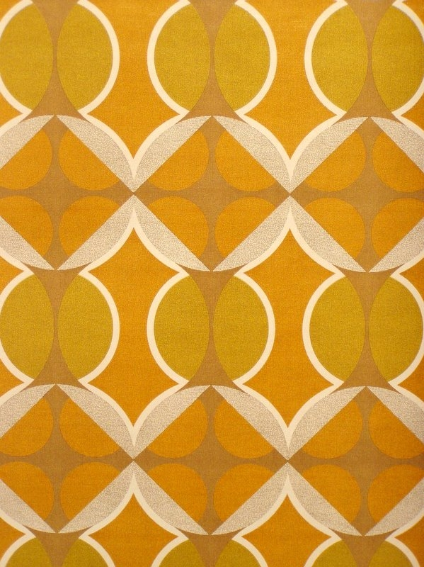 retro vinyl wallpaper vintage vinyl wallpaper panton wallpaper 599x800