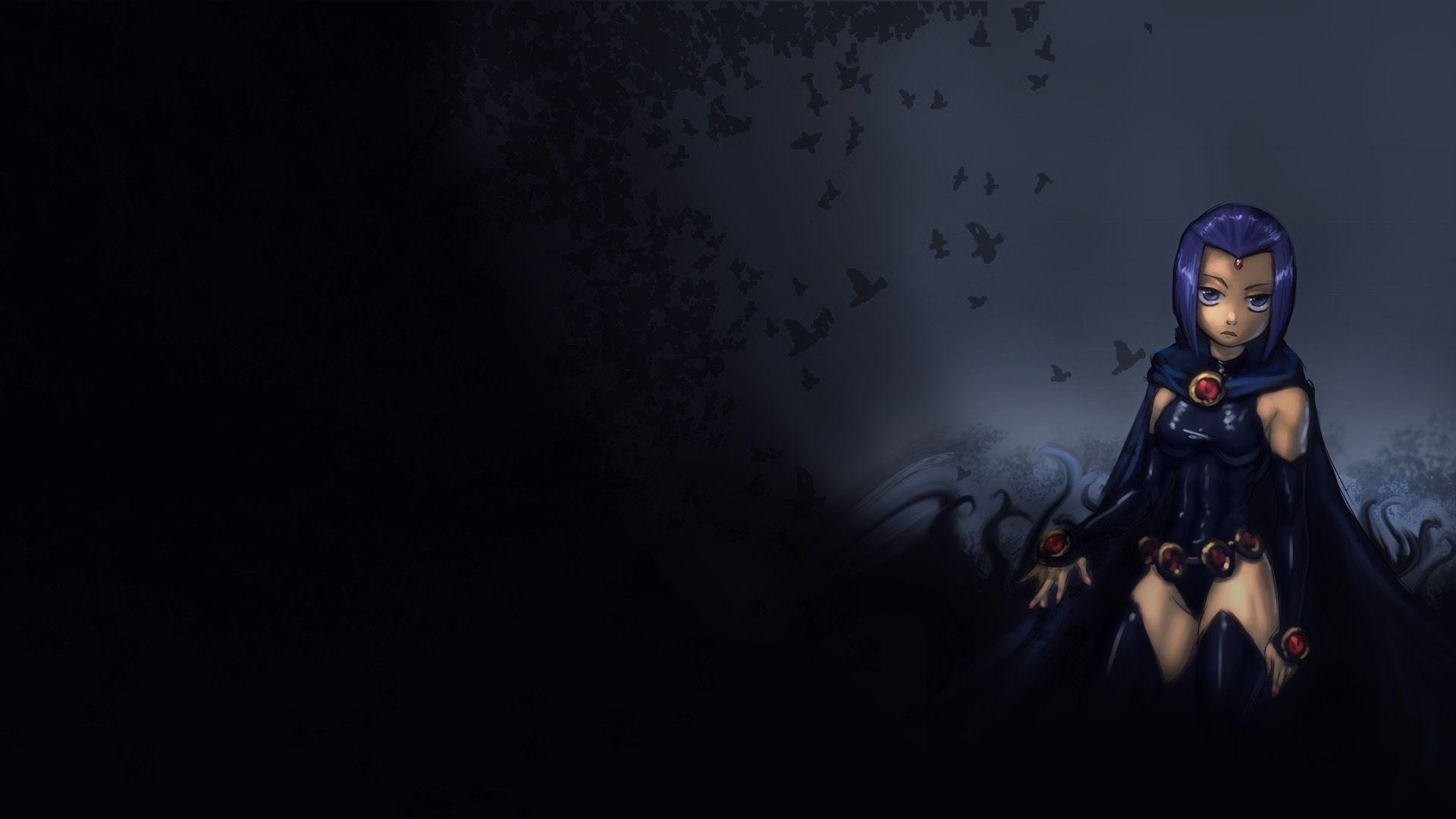 Raven Teen Titans Wallpapers 1920x1080