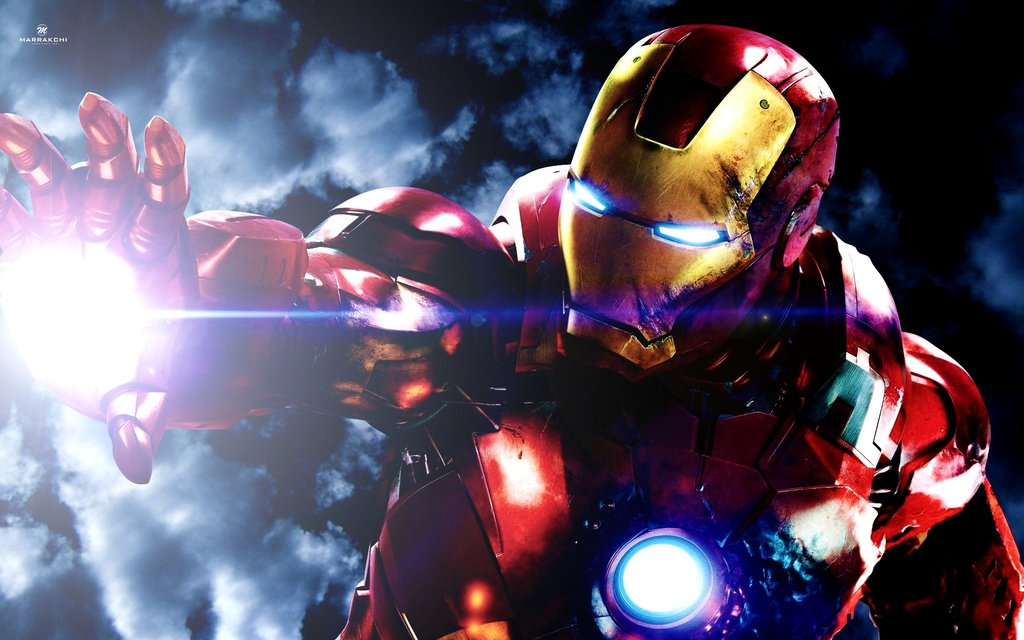 Iron Man 3 Wallpaper by MARRAKCHI 1024x640