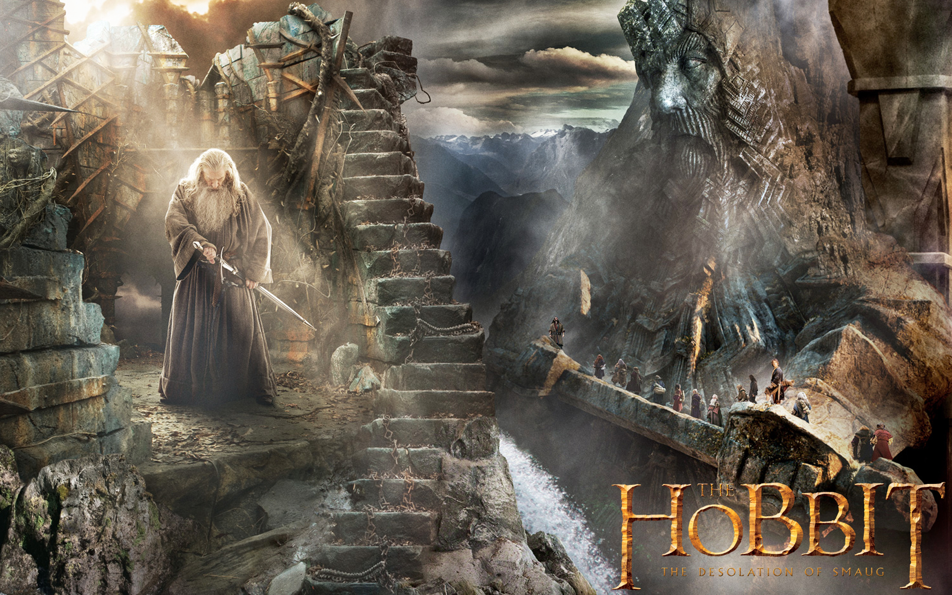 The Hobbit The Desolation of Smaug Wallpaper   The Hobbit 1920x1200
