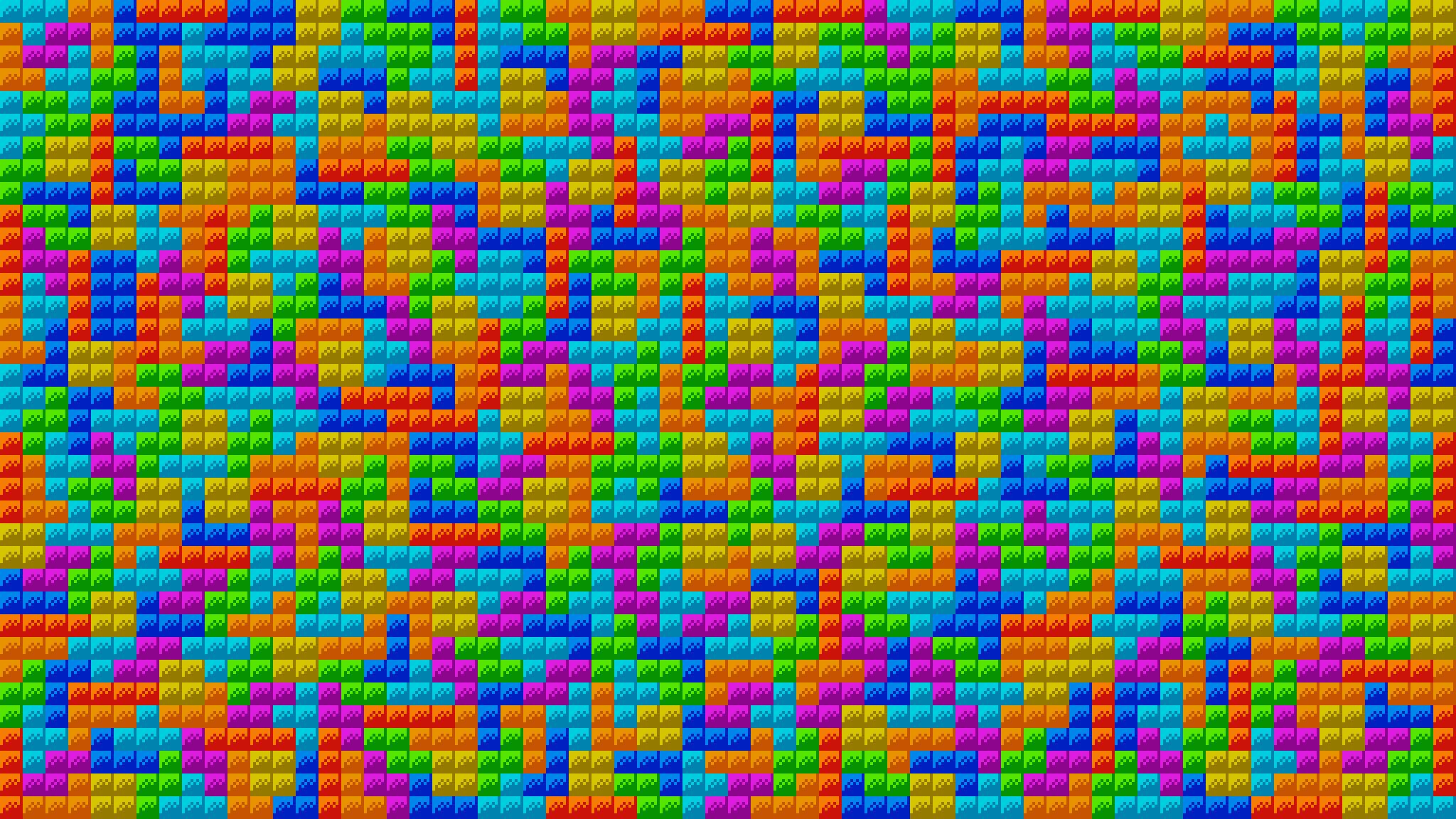 I made a Tetris desktop background using the TGM pieces   Imgur 2048x1152