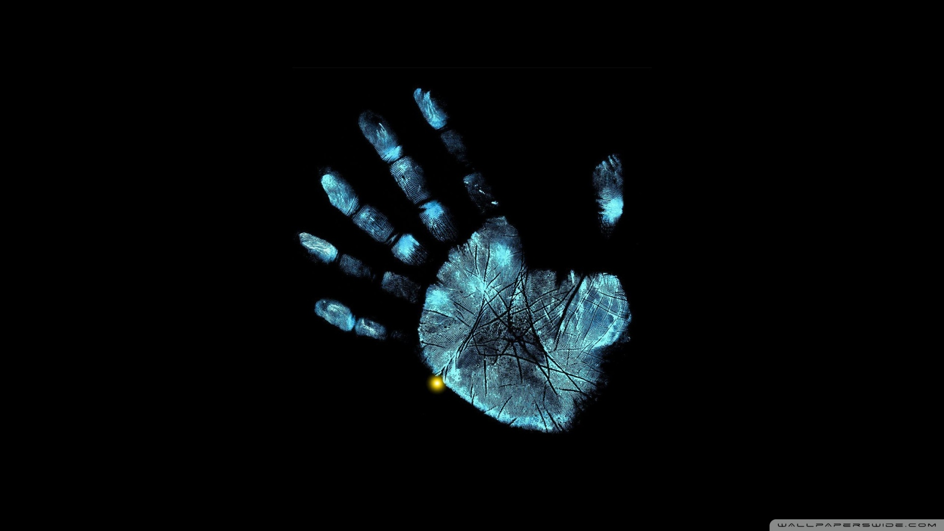 1920x1080 Fringe Tv Series Handprint wallpaper 1920x1080