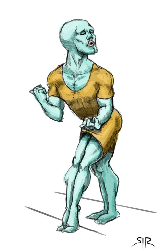 Handsome Squidward Wallpaper Images Pictures   Becuo 543x840