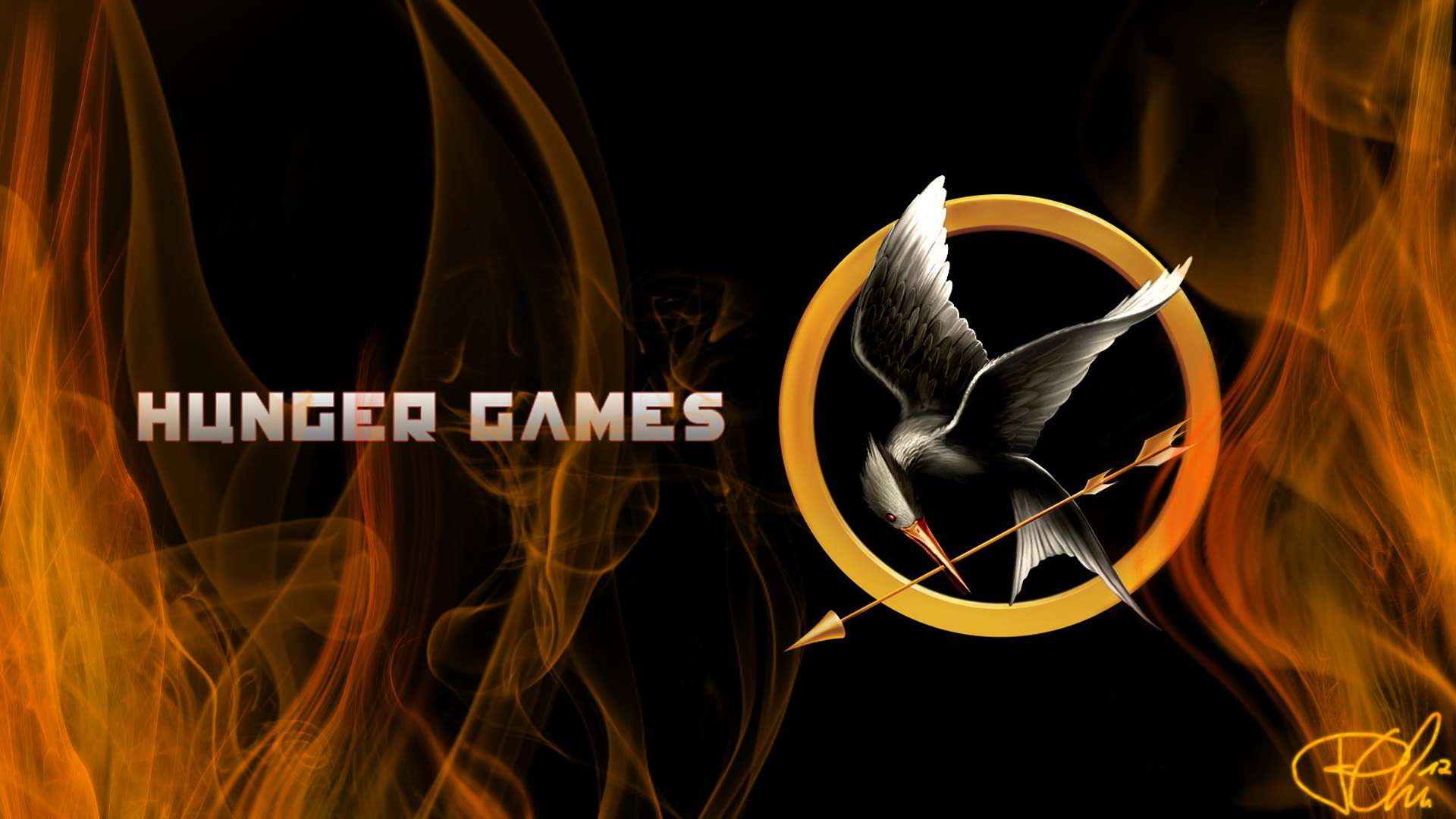 Hunger Games Fan Art HD Wallpaper FullHDWpp   Full HD Wallpapers 1920x1080