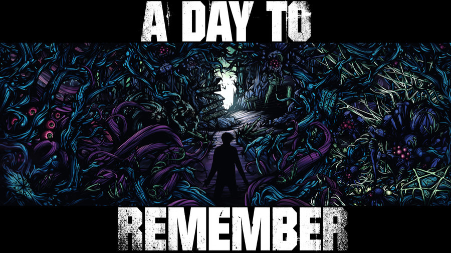 tumblr static a day to remember   homesick wallpaper by nimrod95 900x506