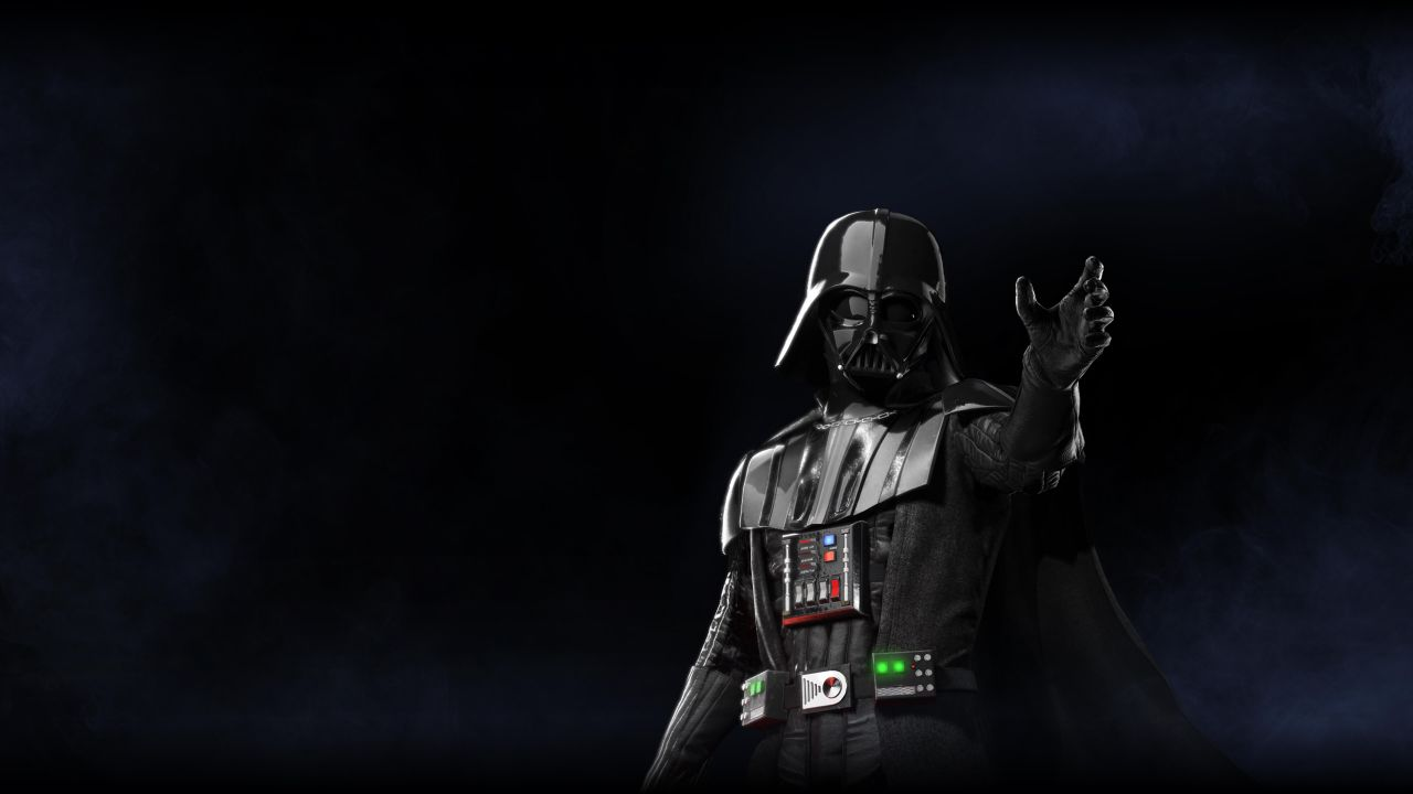 Star Wars Battlefront Darth Vader Wallpapers Hd Resolution 1280x720