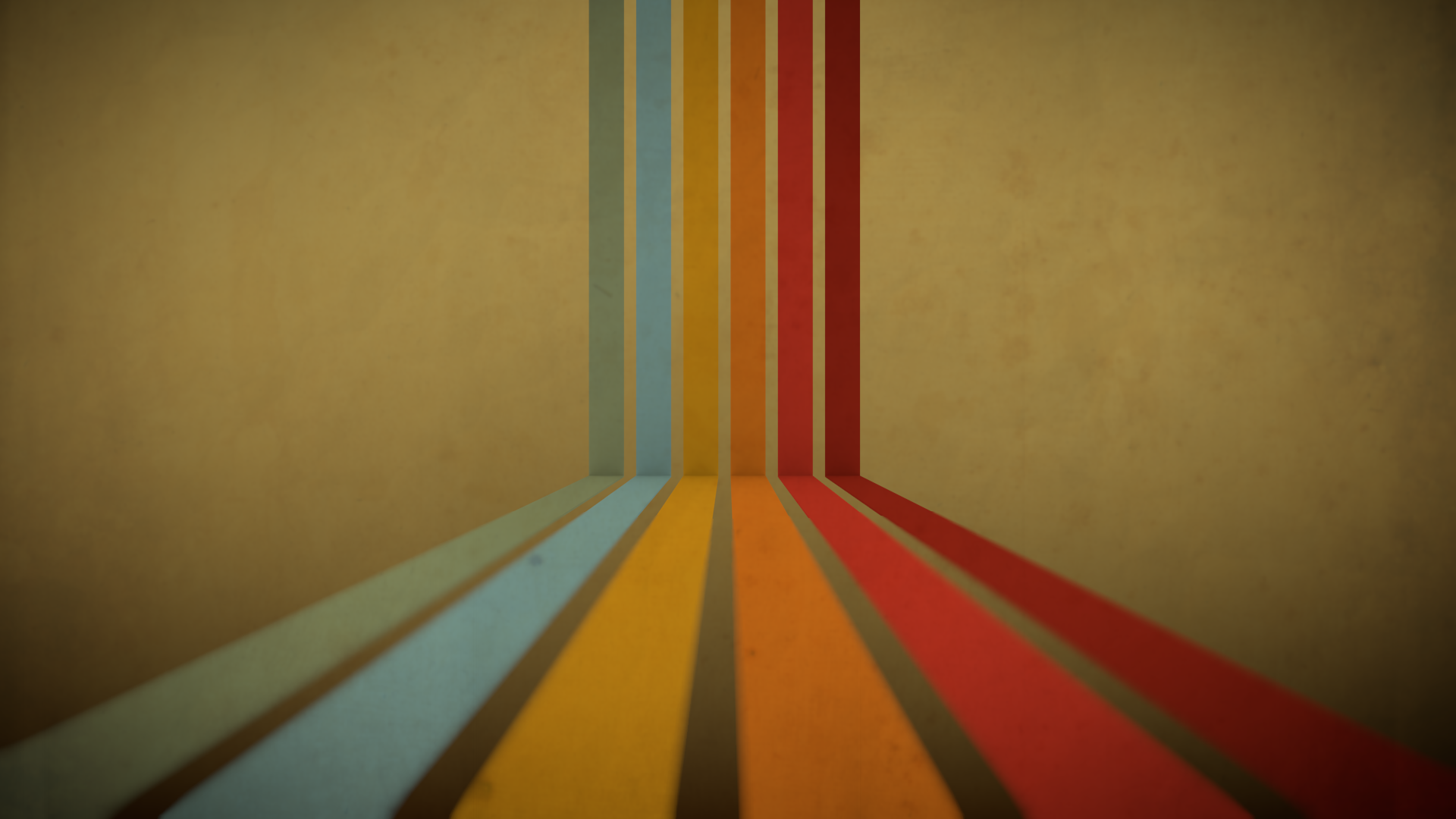 Retro Wallpaper by x11kjm 1920x1080