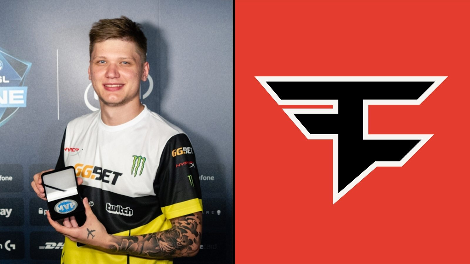S1mple responds to speculation of him joining FaZe Clans CSGO 1600x900