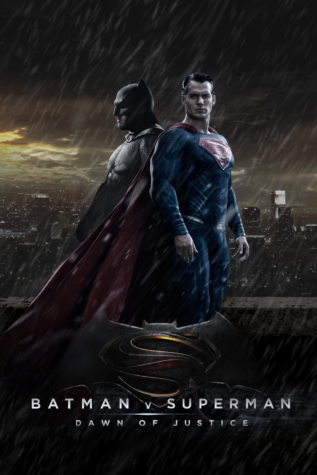 Batman Vs Superman Dawn Of Justice HD Wallpapers 7wallpapersnet 1024x1534