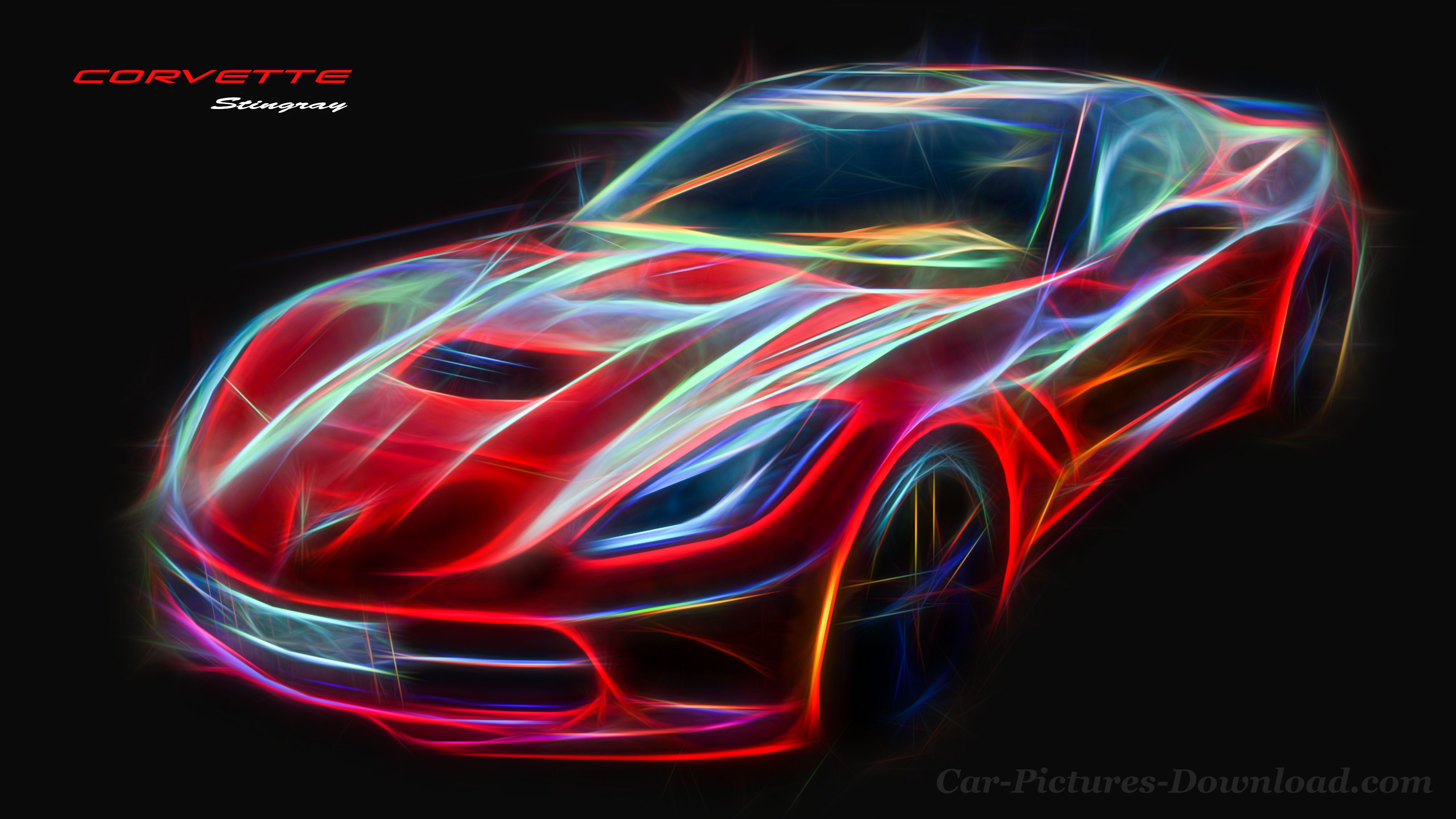 Corvette Wallpapers For All Devices   Best Quality And To 4314x2426