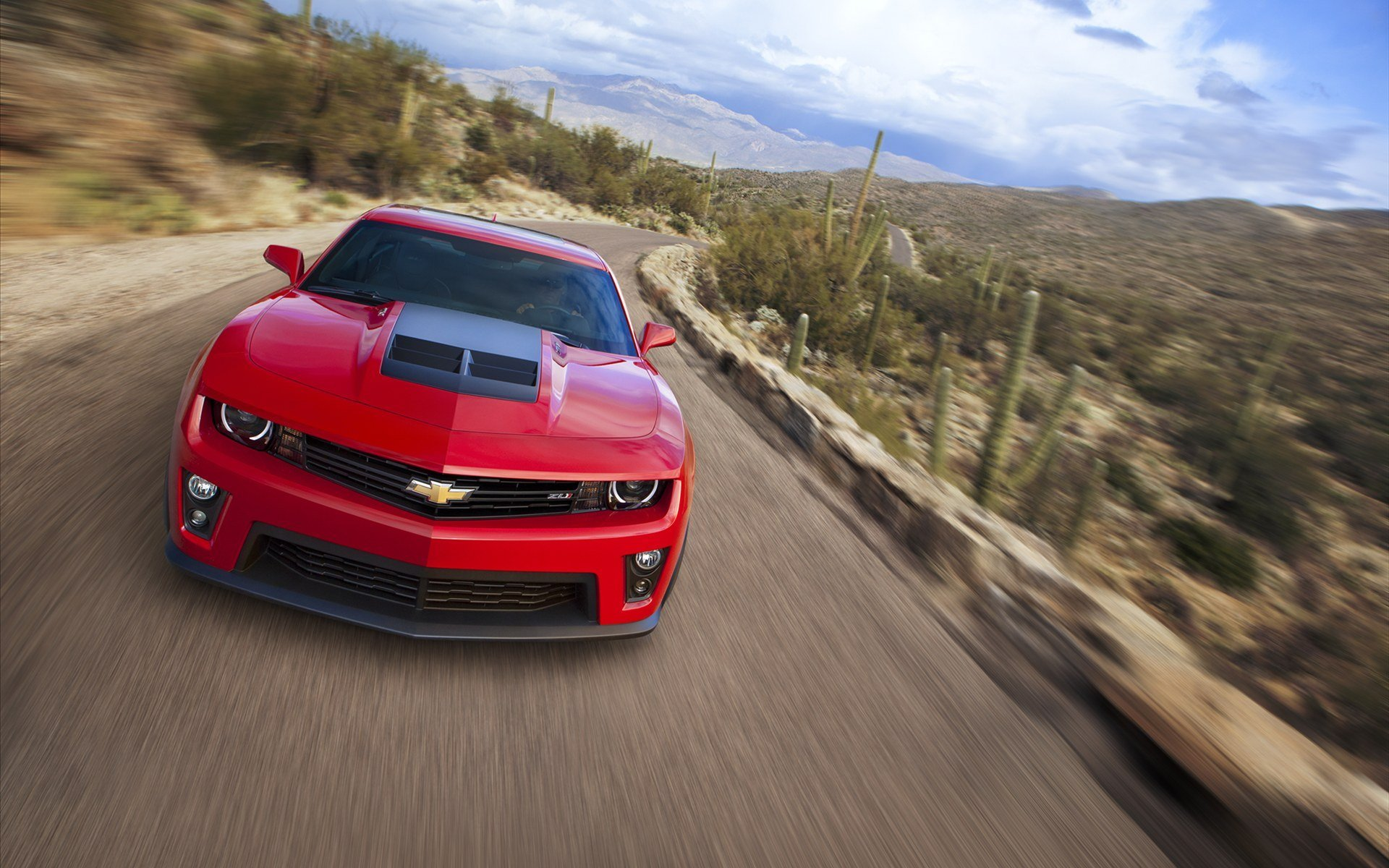 Chevrolet Camaro ZL1 wallpaper 13084 1920x1200