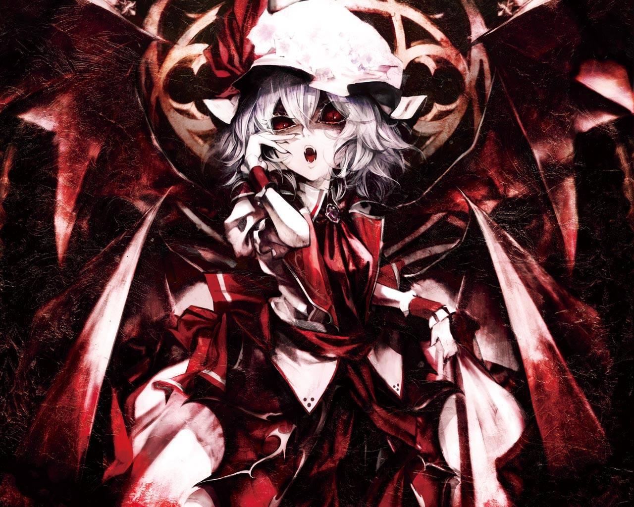 Anime Images Anime Vampire Girl Wallpaper Photos  X