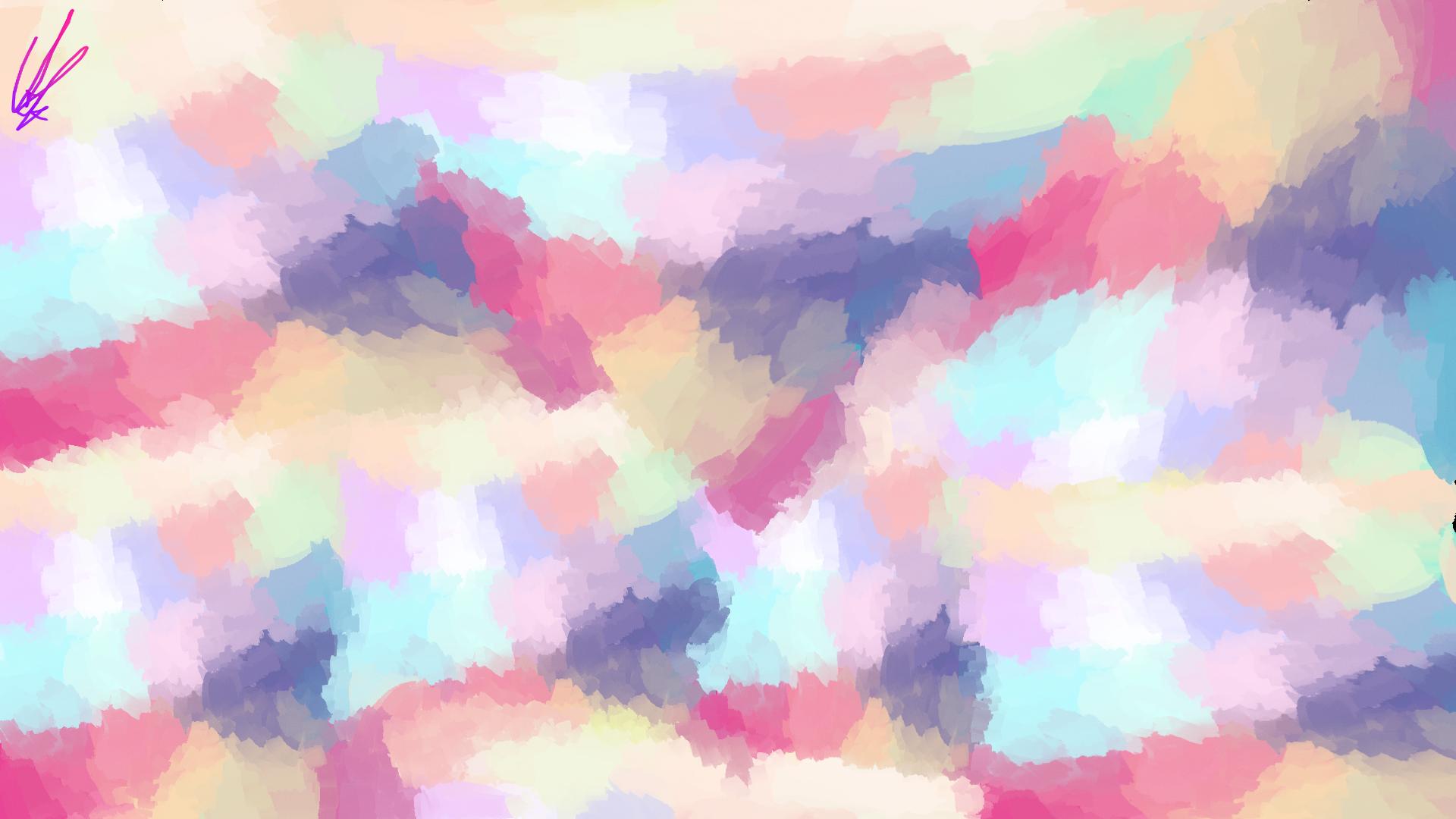 Pastel wallpaper by suppineiu 1920x1080