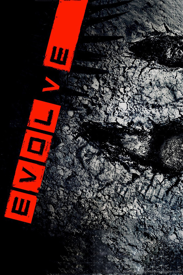 Download Evolve Video Game Cover Wallpaper Wallpaper For iPhone 4 640x960