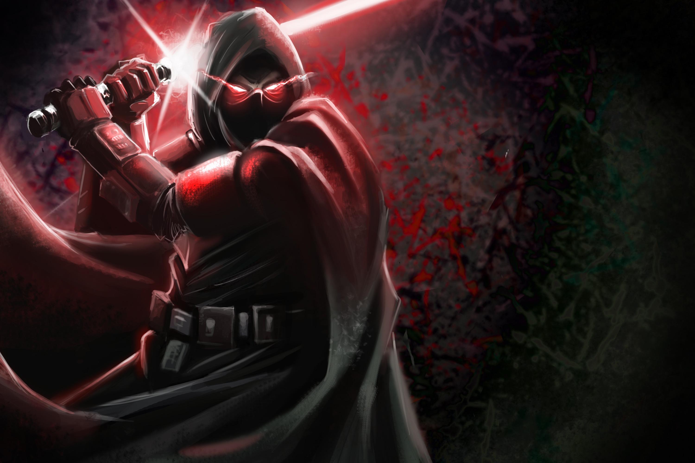 Wallpaper sith star wars dark side art wallpapers films   download 3000x2000