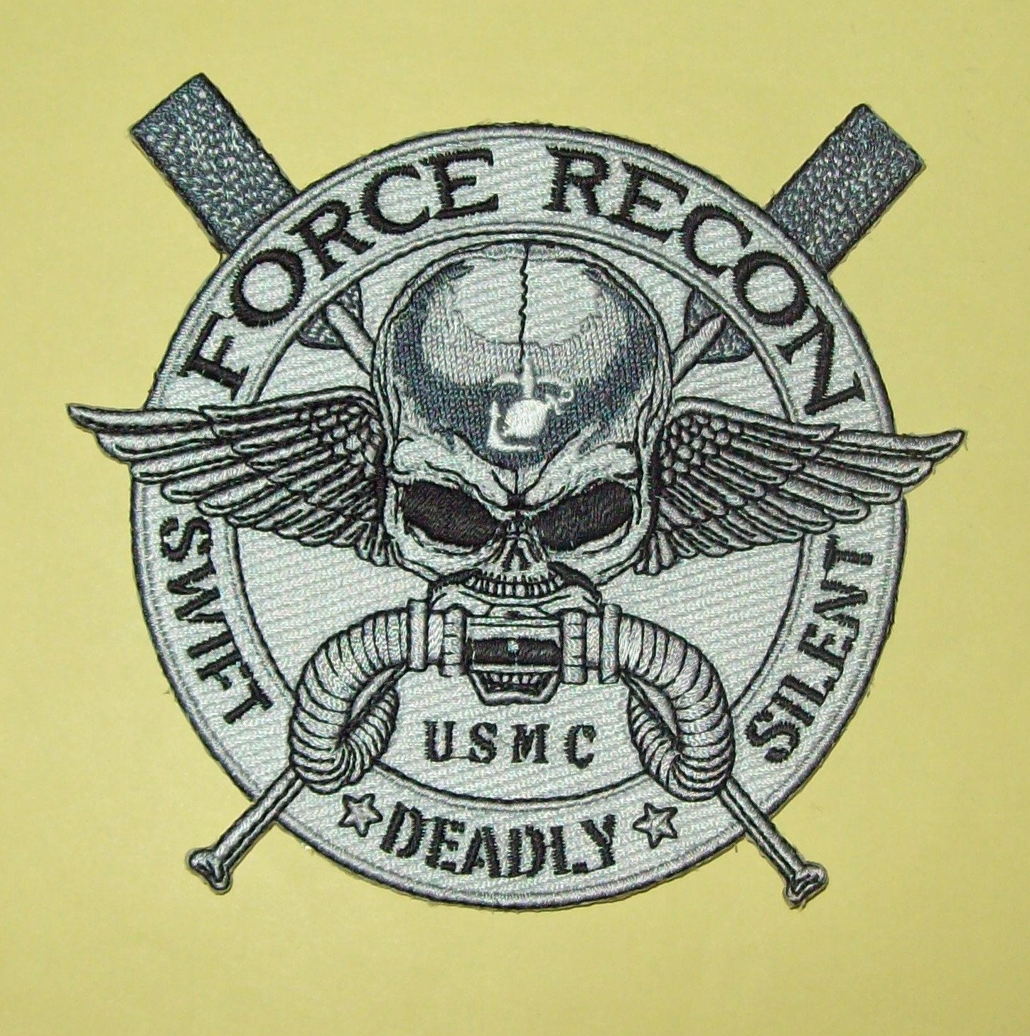 Usmc Logo Wallpaper: Marine Corps Force Recon Wallpaper