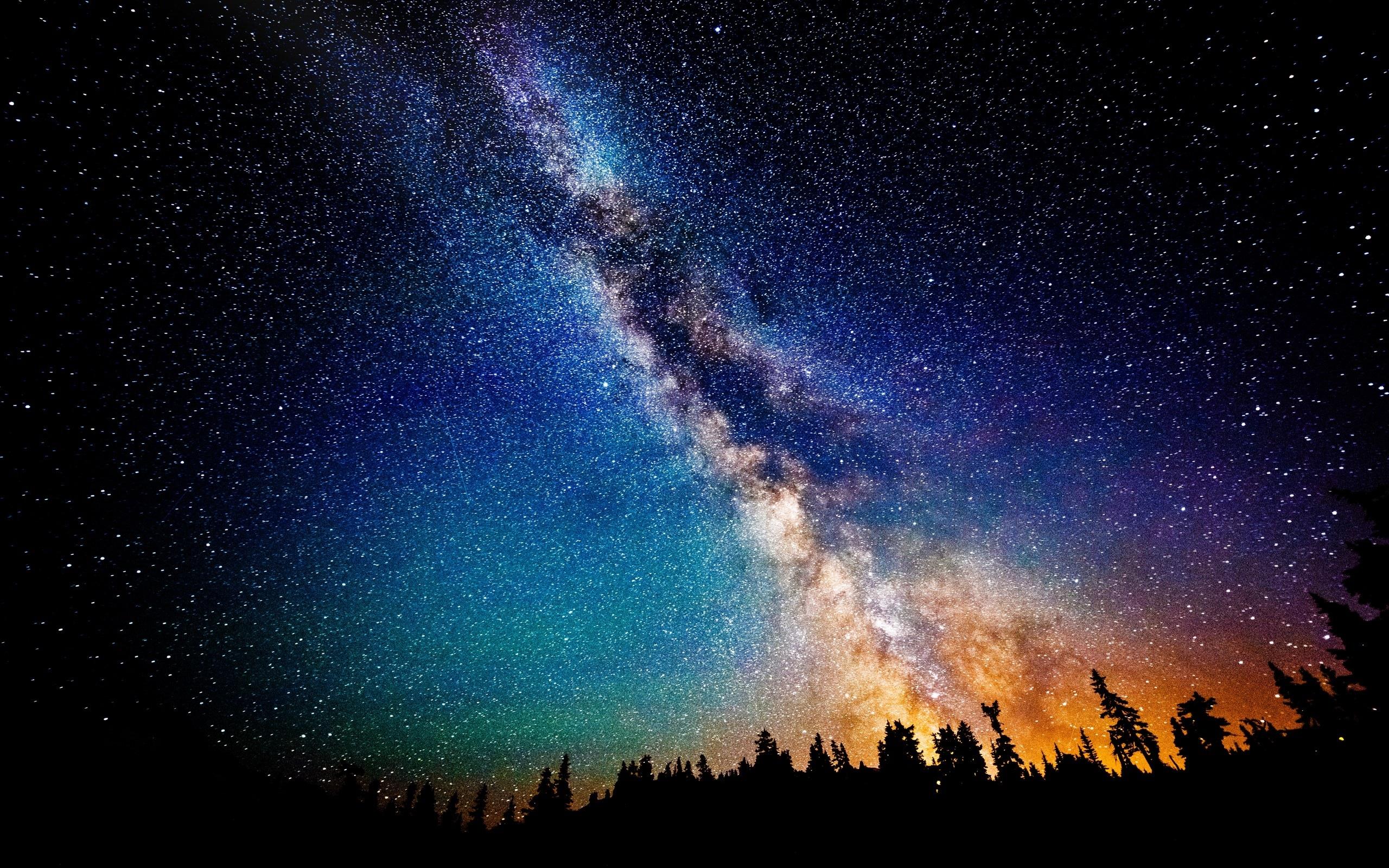galaxy wallpaper 1 2560x1600