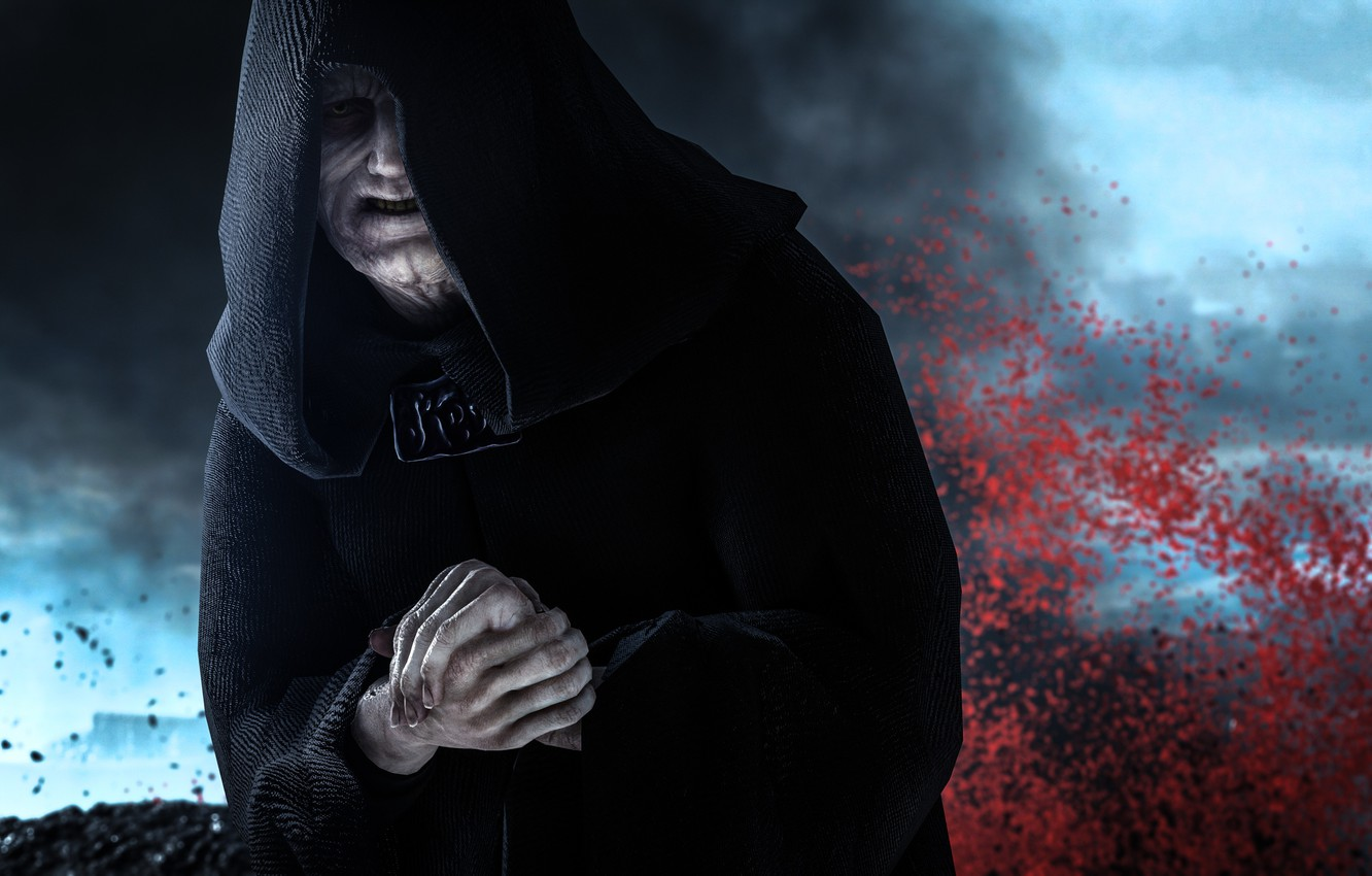 Wallpaper game Dark Side Electronic Arts DICE Darth Sidious 1332x850