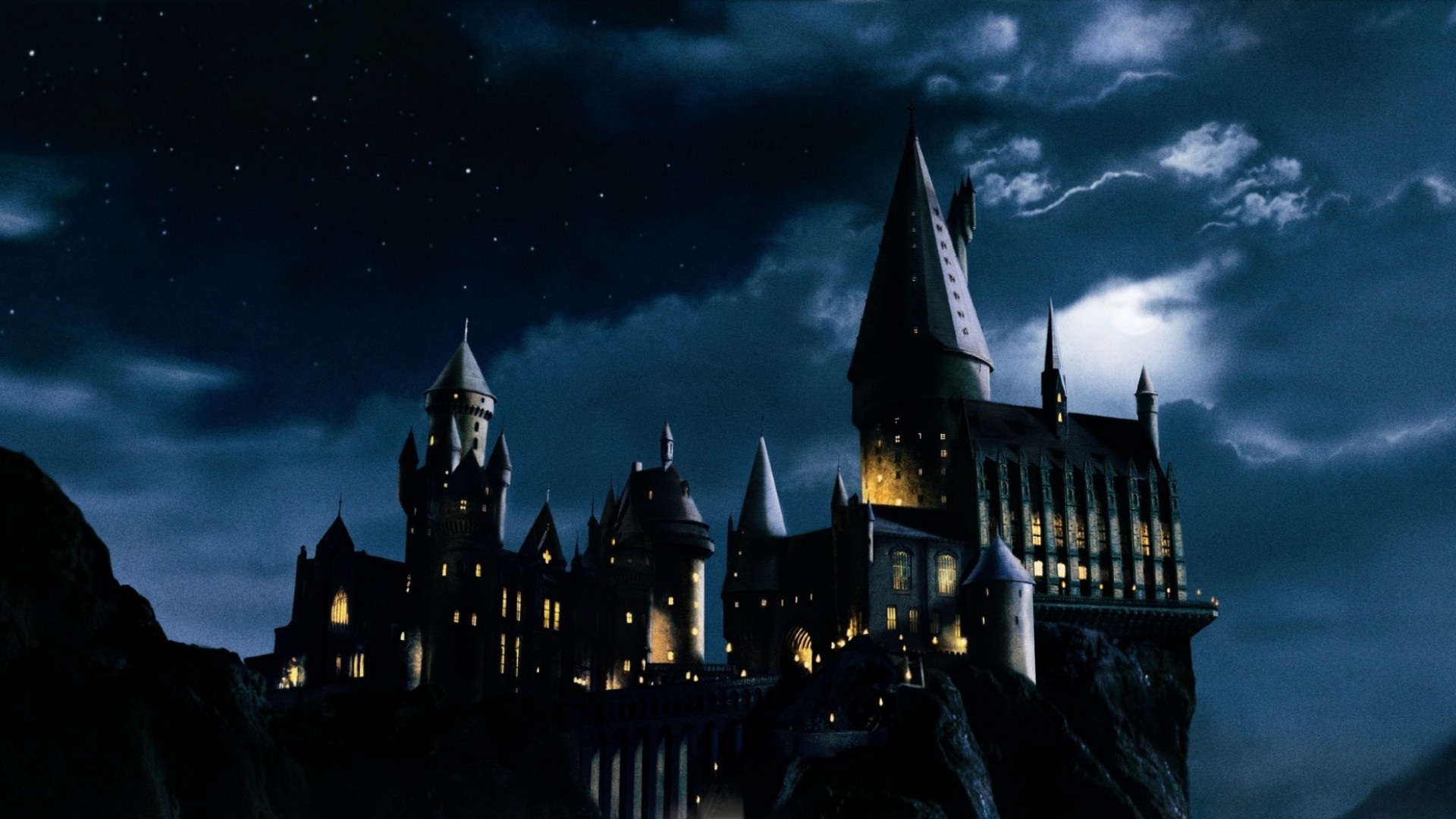 Free Download Harry Potter Wallpaper Hogwarts 1920x1080 For Your