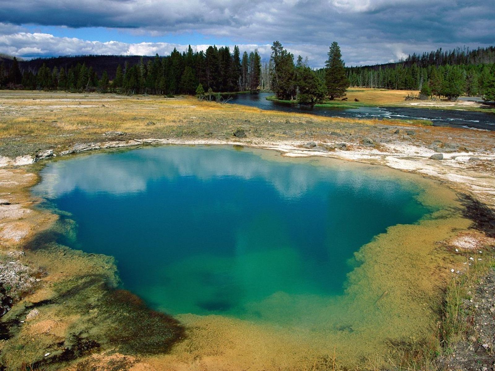 Yellowstone National Park 1600x1200 WallpapersYellowstone National 1600x1200