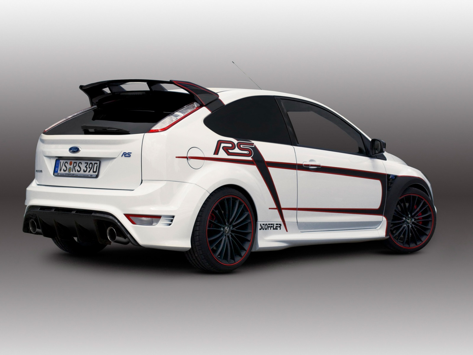 Ford Focus Rs Stoffler wallpaper 120252 1600x1200