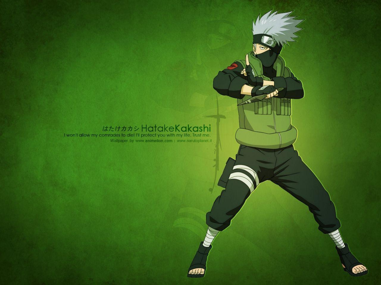Kakashi Wallpapers HD 1280x960