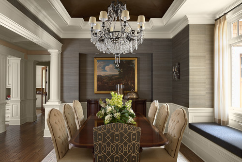 Wallpaper for Dining Room - WallpaperSafari