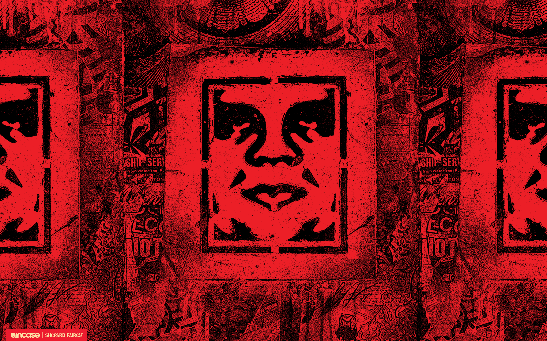 Go Back Images For Shepard Fairey Wallpaper Desktop 2880x1800