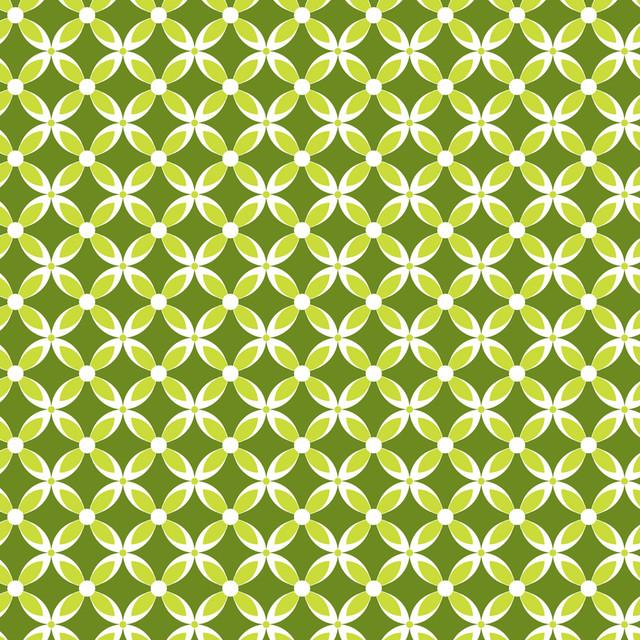 Trellis   Green Morrison Wall Mural   Contemporary   Wallpaper   by 640x640