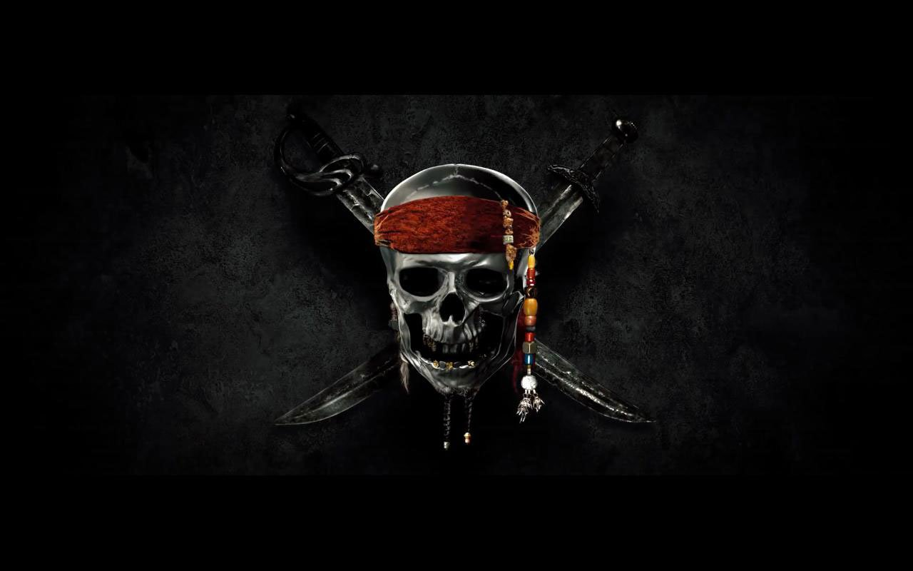 latest wallpapers pirates of the caribbean 4 wallpaper johnny depp 1280x800