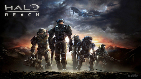 the launch of Microsoft and Bungies epic sci fi shooter Halo Reach 600x337