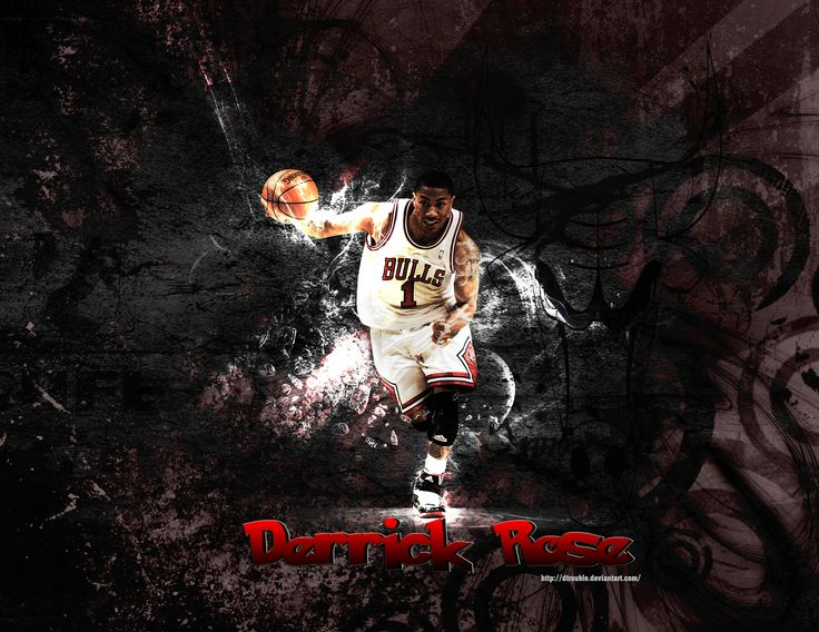 co44706derrick rose wallpaper 2html Derrick Rose Wallpaper 736x568