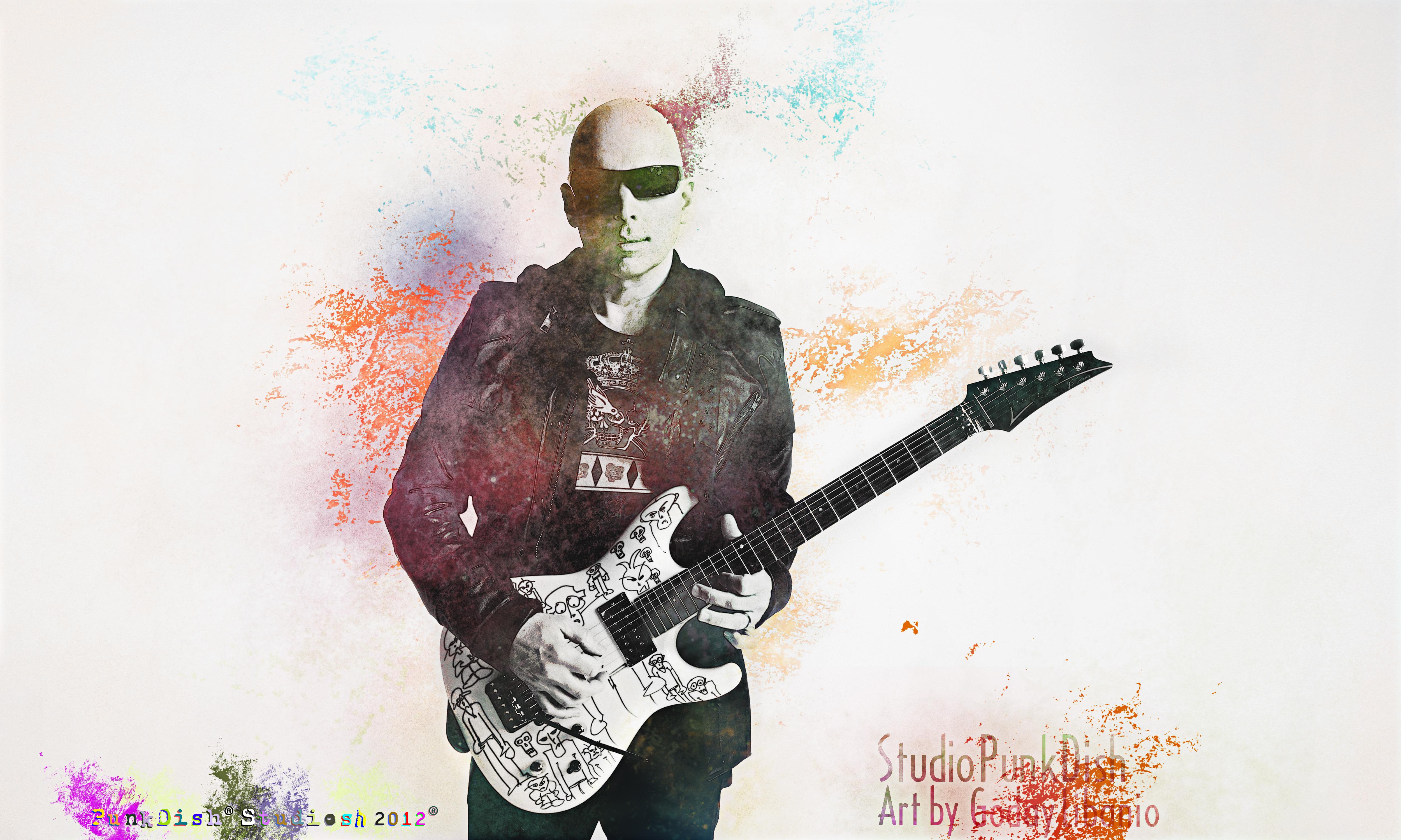 Joe Satriani Images TheCelebrityPix 5000x3000
