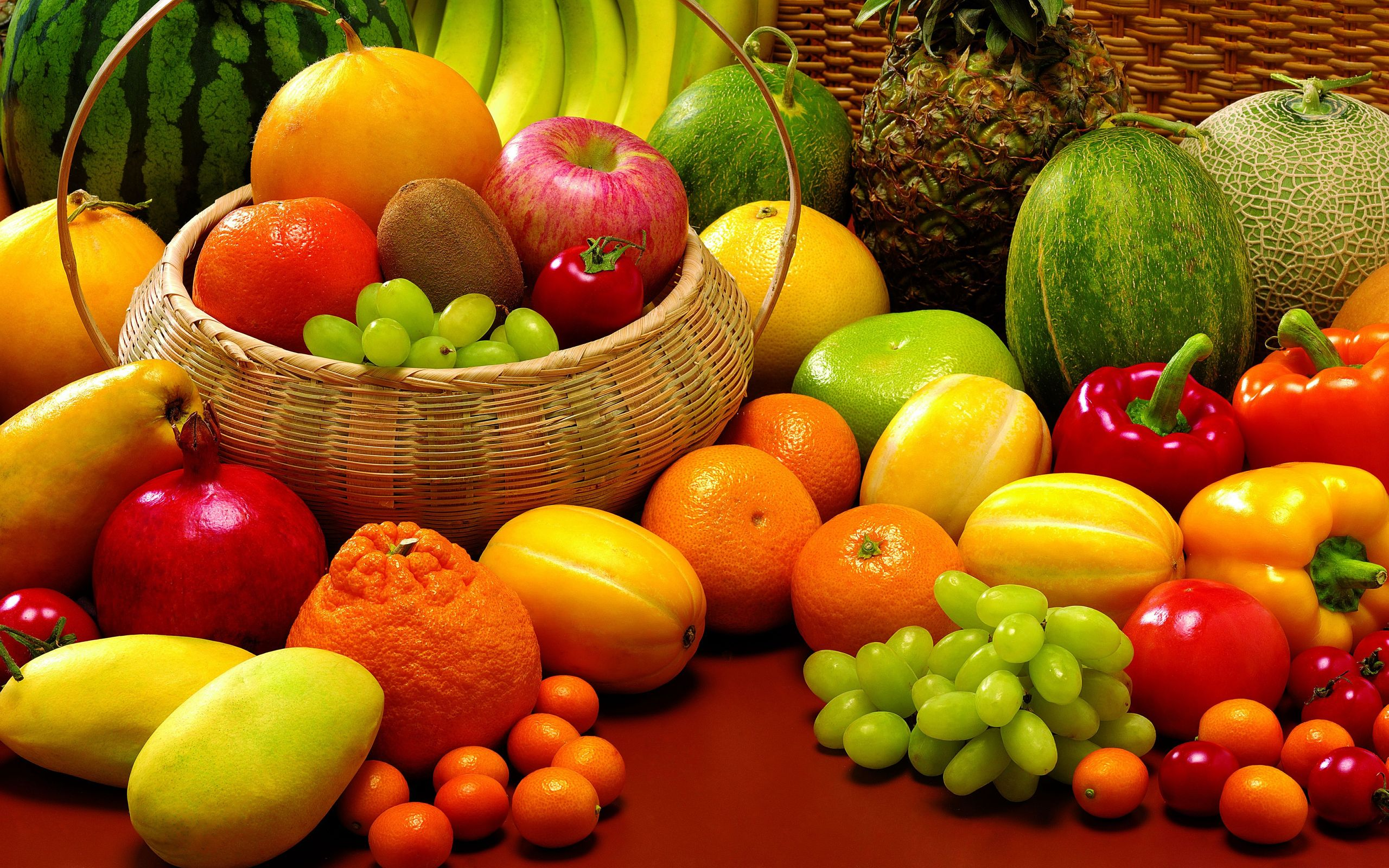 Fruit Fresh Wallpaper HD Photos 2560x1600