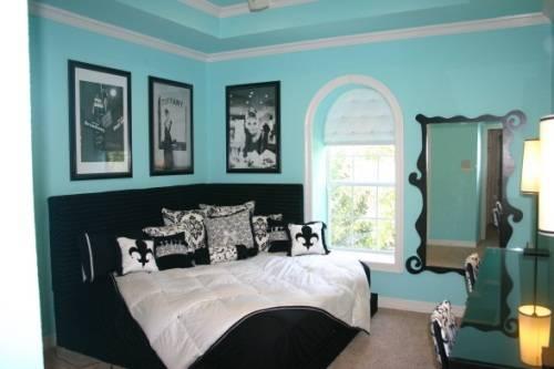 49+] Tiffany Blue Wallpaper for Bedroom on WallpaperSafari