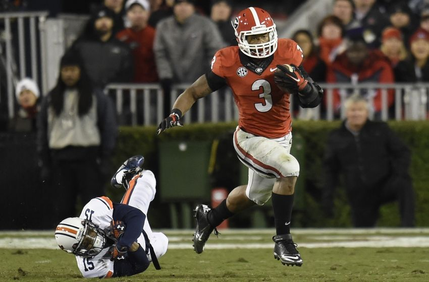 2015 NFL Draft Profile Todd Gurley RB Georgia 850x560