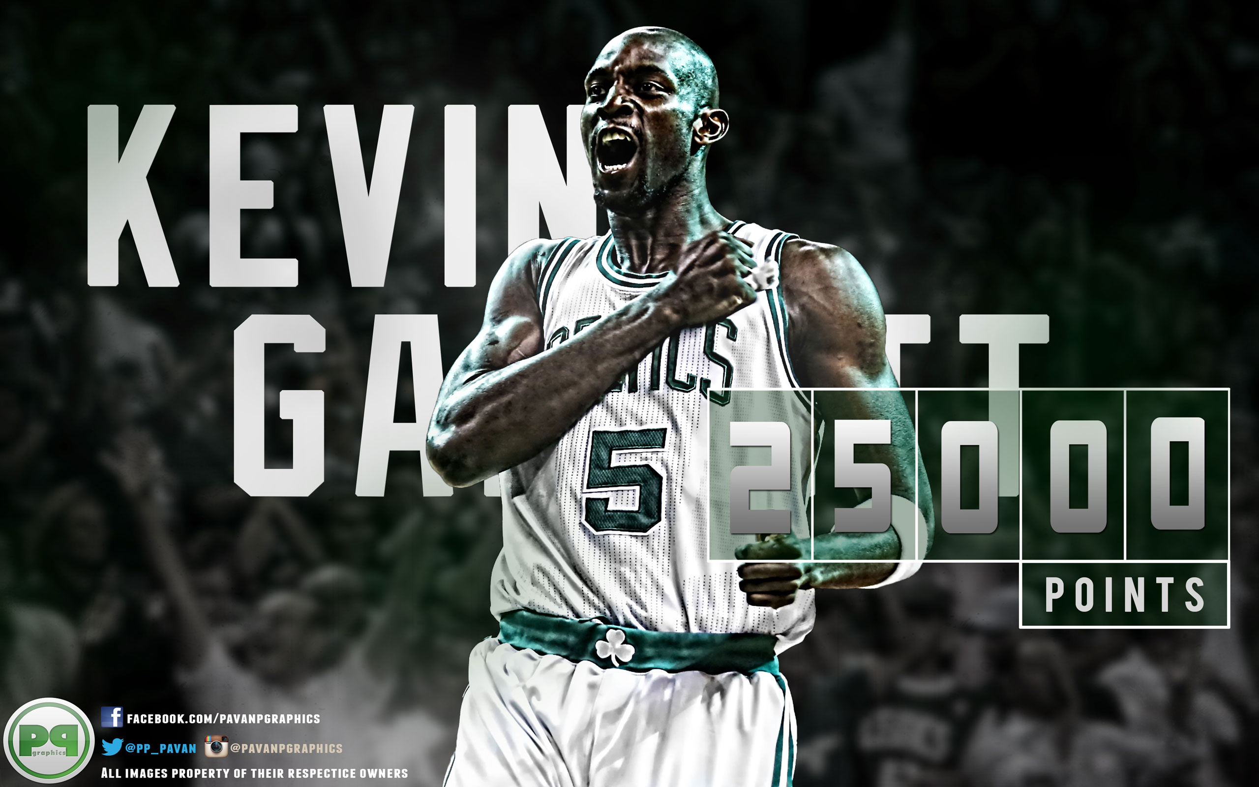Kevin Garnett Wallpaper Height Weight Position College 2560x1600