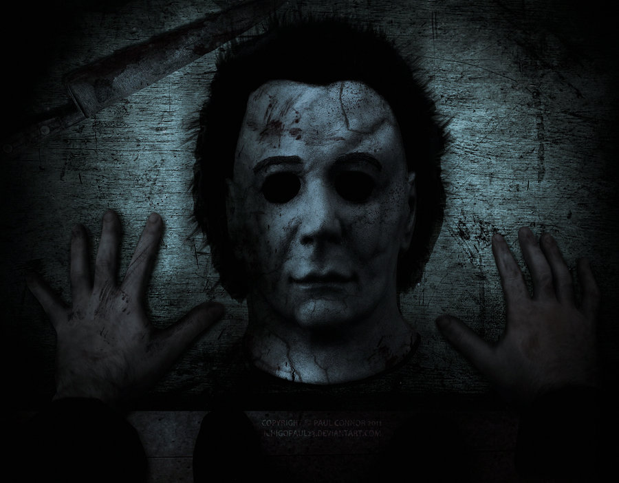 Free Download Michael Myers Wallpaper Michael Myers Mask By