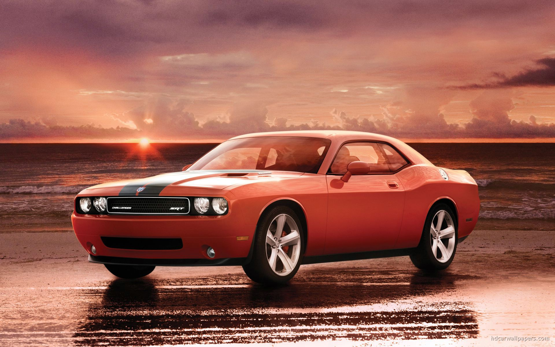 2008 Dodge Challenger SRT8 5 Wallpaper HD Car Wallpapers 1920x1200