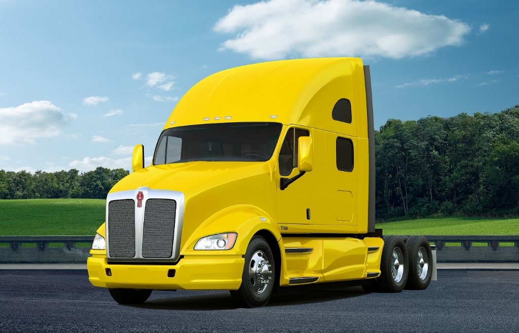 Heavy Vehicle Kenworth T700 Truck Desktop Wallaper Gallery blog 1024x658