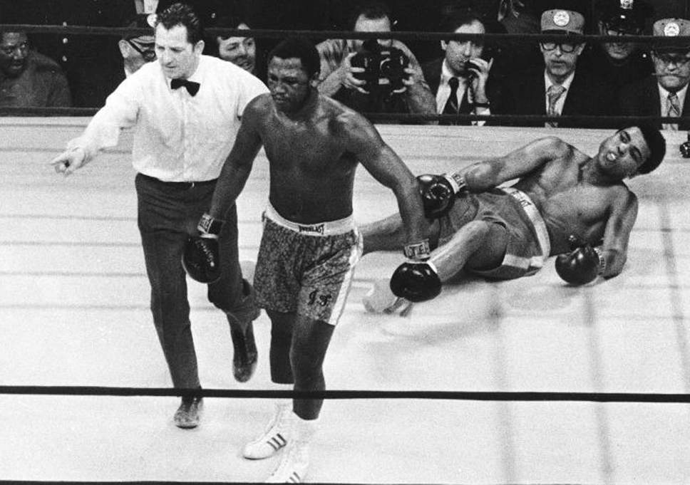 Former heavyweight champion Smokin Joe Frazier dies The Independent 968x681